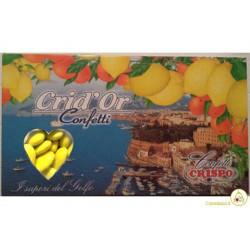 1 Kg Confetti Gialli Crid'or al Limone