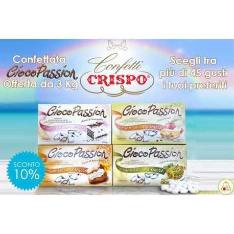 Kit Offerta 3 Kg Confetti Ciocopassion Crispo