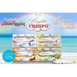 Kit Offerta 10 Kg Confetti Ciocopassion Crispo