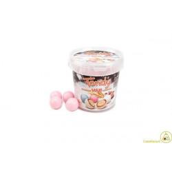 670 gr Tondy Cioccolato al latte Cereali Confettato Rosa