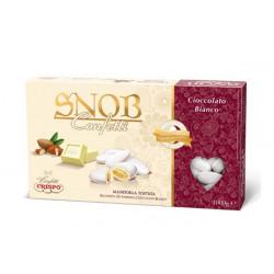 1 Kg Confetti Snob alla Mandorla e Cioccolato Bianco