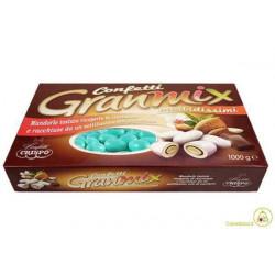Confetti Granmix Gusti Assortiti Verde Tiffany