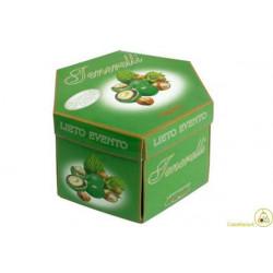 500 gr Astuccio Lieto Evento Tenerelli Verde Promessa
