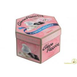 500 gr Astuccio Ciocopassion Lieto Evento Rosa