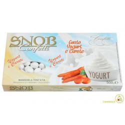 Confetti Snob Yogurt e Carote