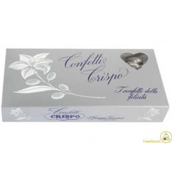 Confetti Mandorla Extra Pelata Argento