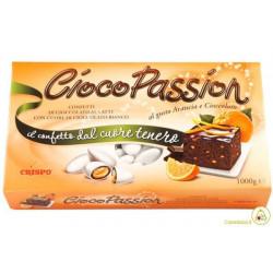 1 Kg Confetti Ciocopassion Arancia e Cioccolato