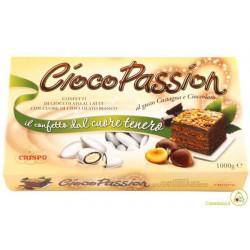 1 Kg Confetti Ciocopassion Castagna e Cioccolato