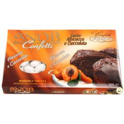 500 gr Confetti Snob Albicocca Cioccolato