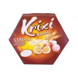 Confetti ai Cereali Krixi Colori assortiti incartati g 400