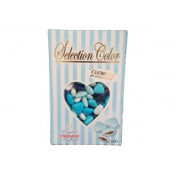 Confetti Cuoricini Mignon Selection Color Celeste 500g