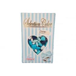 Confetti Cuoricini Mignon Selection Color Celeste 500g