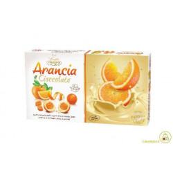 Confetti Crispo Cubetti Arancia e Cioccolato Senza Glutine g 500