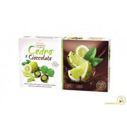 Confetti Crispo Cubetti Cedro e Cioccolato Senza Glutine g 500