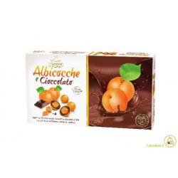 Confetti Crispo Cubetti Albicocche e Cioccolato Senza Glutine g 500