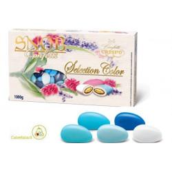 1 Kg Confetti Snob Selection Color Celeste Ciocomandorla aL Latte