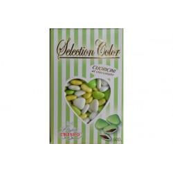 Confetti Cuoricini Mignon Selection Color Verde 500g