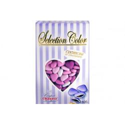 Confetti Cuoricini Mignon Selection Color Lilla 500g
