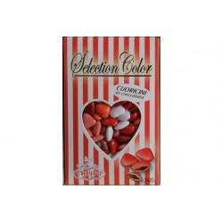 Confetti Cuoricini Mignon Selection Color Rosso 500g