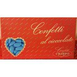 Confetti Cioccolato Turchese 1 Kg