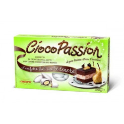1 Kg Confetti Ciocopassion Ricotta e Pera al Cioccolato