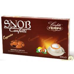 500 gr Confetti Snob Cappuccino color Marrone
