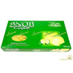 500 gr Confetti Gialli Snob Limone
