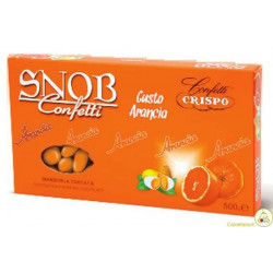 Confetti Snob all'Arancia color Arancio gr 500