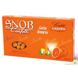 Confetti Snob all'Arancia color Arancio gr 500