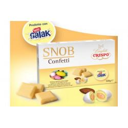 500 gr Confetti Snob Colori Assortiti con Cioccolato Galak Nestlè