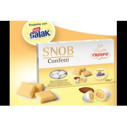 500 gr Confetti Snob Bianchi con Cioccolato Galak Nestlè