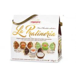 Praline in confezione regalo Crispo La Pralineria 160gr