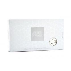 Confetti alla mandorla Maxtris Tipo Vesuvio Bianchi, in confezione da 1 Kg