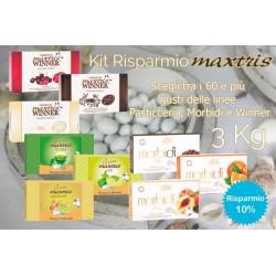 Kit Offerta Confetti Maxtris Pasticceria Kg 3