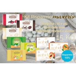 Kit Offerta Confetti Maxtris Pasticceria Kg 15