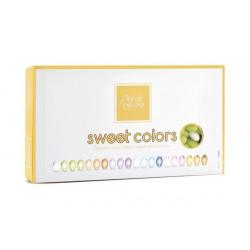 Confetti Maxtris Sfumati Verde al gusto di Limone 1 kg