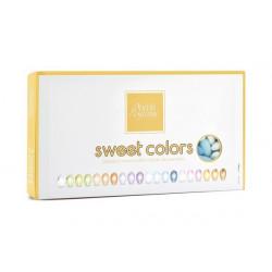 Confetti Maxtris Sfumati Blu al gusto Vaniglia 1kg