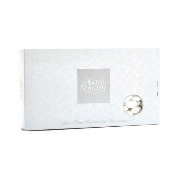 Confetti Maxtris Pelatina Super Bianco 1kg