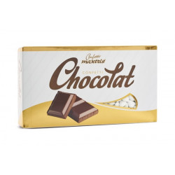 Cuori al Cioccolato Tesorini Maxtris Bianco