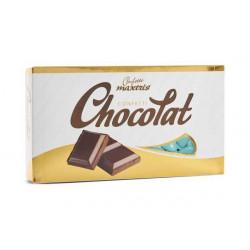 Cuori al Cioccolato Tesorini Maxtris Celeste