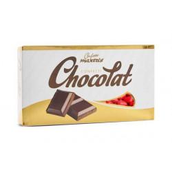 Cuori al Cioccolato Tesorini Maxtris Rosso