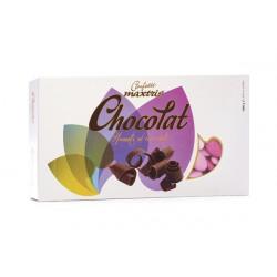 Confetti al Cioccolato Maxtris Sfumati Rosa