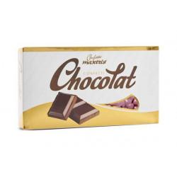 Cuoricini al Cioccolato Maxtris Rosa
