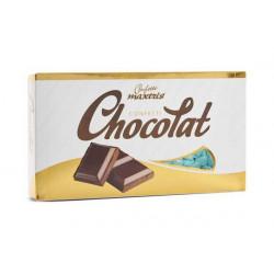 Cuoricini al Cioccolato Maxtris Celeste