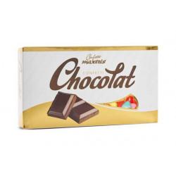 Cuoricini al Cioccolato Maxtris Colori Assortiti
