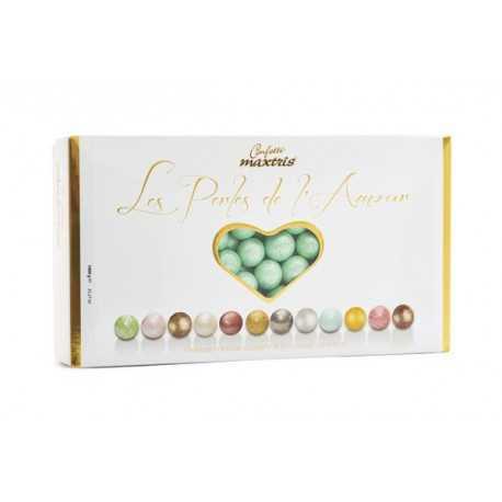 Confetti Maxtris Les Perles Vert - Perle Verde