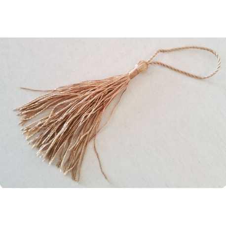 Nappa o Nappina Grande Oro Antico per Bomboniera e Segnaposto cm 13