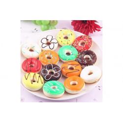 Portachiavi Ciambella Donut Squishy