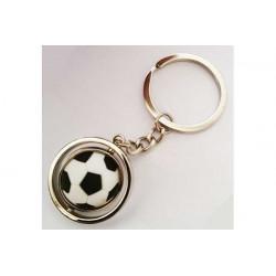Portachiavi bomboniera pallone calcio 3D
