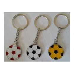 Portachiavi bomboniera pallone calcio